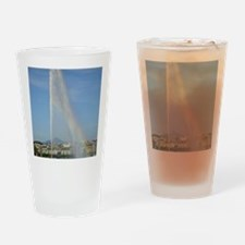 Jet deau Lake Geneva Drinking Glass