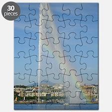Jet deau Lake Geneva Puzzle
