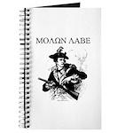 Molon Labe Minuteman Journal