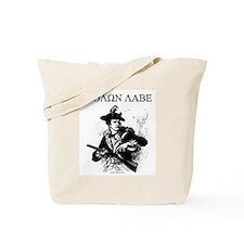 Molon Labe Minuteman Tote Bag