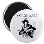 Molon Labe Minuteman Magnet