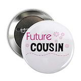 Cousins button 10 Pack