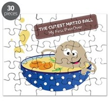 The cutest matzo ball-my first passover Puzzle
