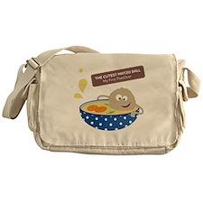 The cutest matzo ball-my first passo Messenger Bag