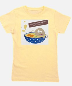The cutest matzo ball-my first passover Girl's Tee