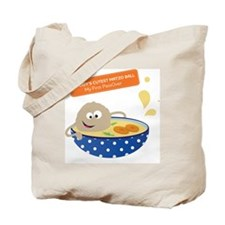 Daddys cutest matzo ball-my first Passove Tote Bag