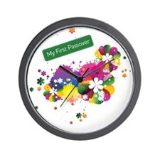 tees_0000 Wall Clock