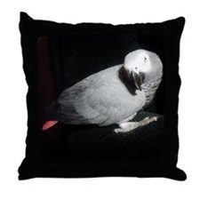 Pepper Glamour white cropped off2000x Throw Pillow