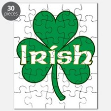 IRISH-SHAMROCK-LARGE-VECTOR Puzzle