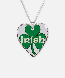 IRISH-SHAMROCK-LARGE-VECTOR Necklace