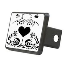Open your heart Hitch Cover