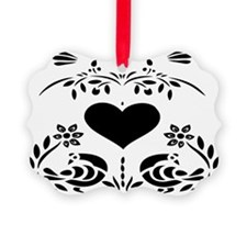 Open your heart Ornament