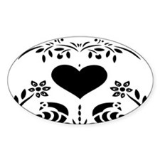 Open your heart Decal
