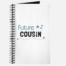 Future Cousin (blue) Journal