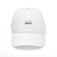 Future Cousin (blue) Baseball Cap