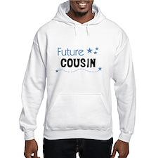 Future Cousin (blue) Hoodie