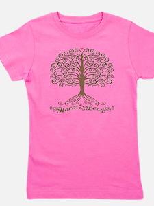 harm-less-tree-T Girl's Tee