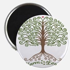 harm-less-tree-T Magnet