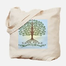 harm-less-tree-TIL Tote Bag