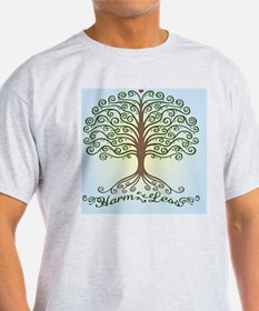 harm-less-tree-TIL T-Shirt