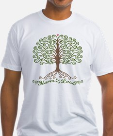 harm-less-tree-T Shirt
