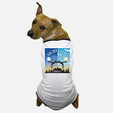 12Night_Day Dog T-Shirt