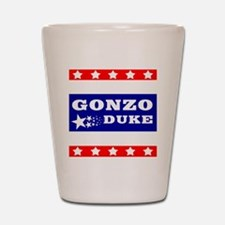 gonzo-duke Shot Glass
