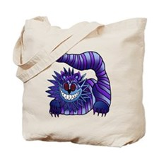 Mad Cheshire Cat Outline Tote Bag