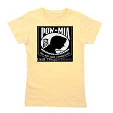 POW Logow until 10x10 Girl's Tee