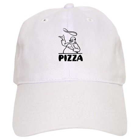 Retro Pizza Cap