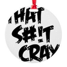 cray Ornament