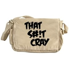 cray Messenger Bag