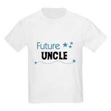 Future Uncle Kids T-Shirt
