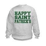 St. Patrick's Day Kids Sweatshirt