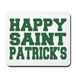 St. Patrick's Day Mousepad