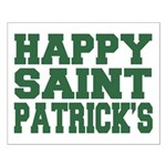 St. Patrick's Day Small Poster