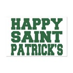 St. Patrick's Day Mini Poster Print