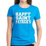 St. Patrick's Day Women's Dark T-Shirt