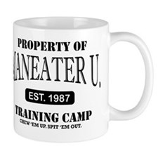 Property of Maneater University Trainin Mug
