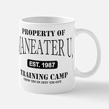 Property of Maneater University Trainin Mug