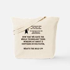 WOEFULL.gif Tote Bag