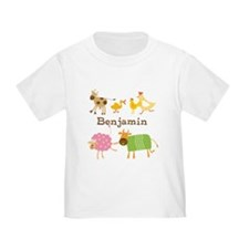 Customized Farm Animals T