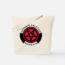 Satans Peleton-HR Tote Bag