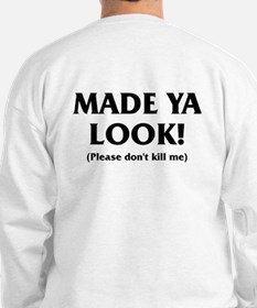 Muhammad Cartoon Sweatshirt