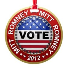 romney_vote Ornament