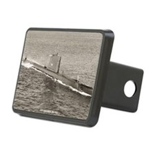 corporal large framed prin Hitch Cover