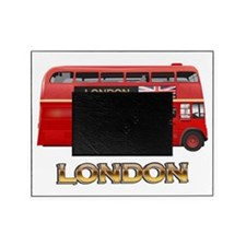 Red Bus-London Picture Frame