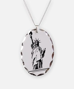 Statue_Of_Liberty_02 Necklace