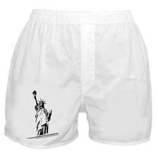 Statue_Of_Liberty_02 Boxer Shorts