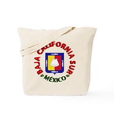 Baja California Sur Tote Bag
